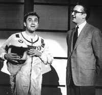 Image result for bill dana astronaut